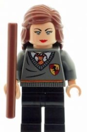 Harry Potter (Hermione Granger) - Custom Designed Minifigure